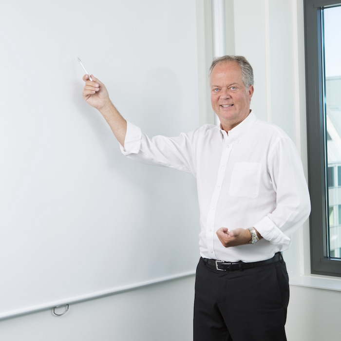 Egil Normann Olsen, partner i CR Group AS
