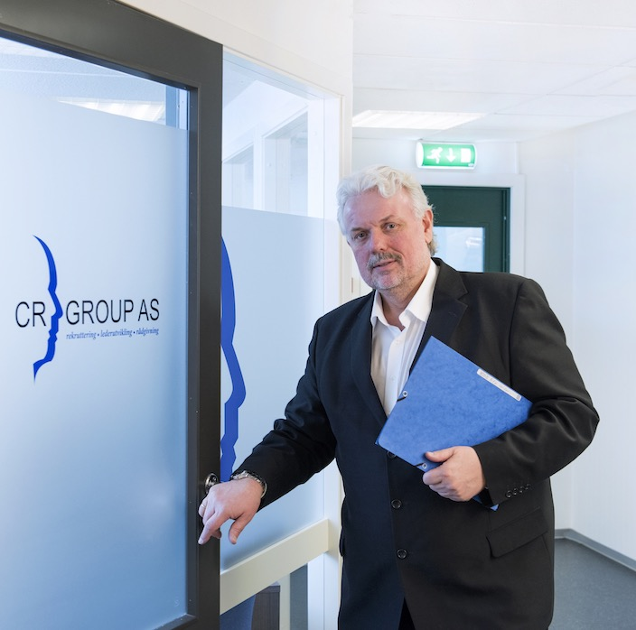 Øystein Aarrestad, partner i CR Group AS